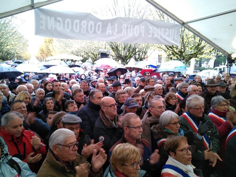 Plus de 1000 participants au rassemblement citoyen du 16 novembre